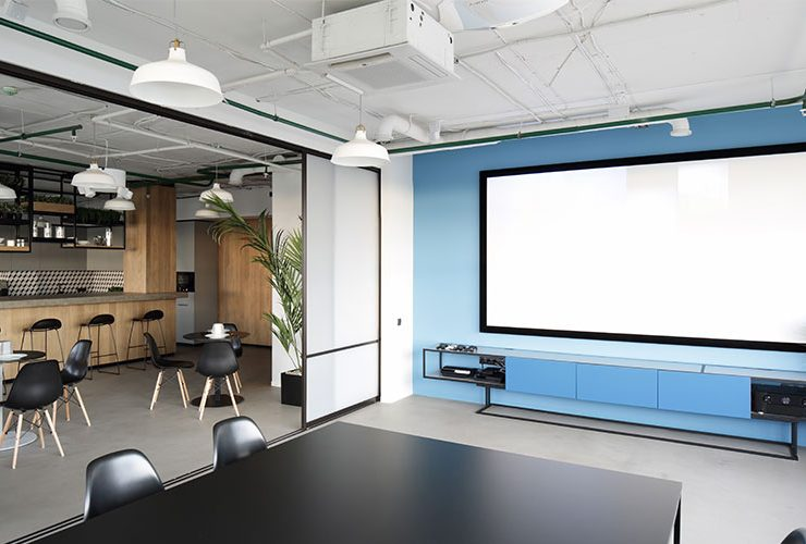What's the Best Projector Screen Size?