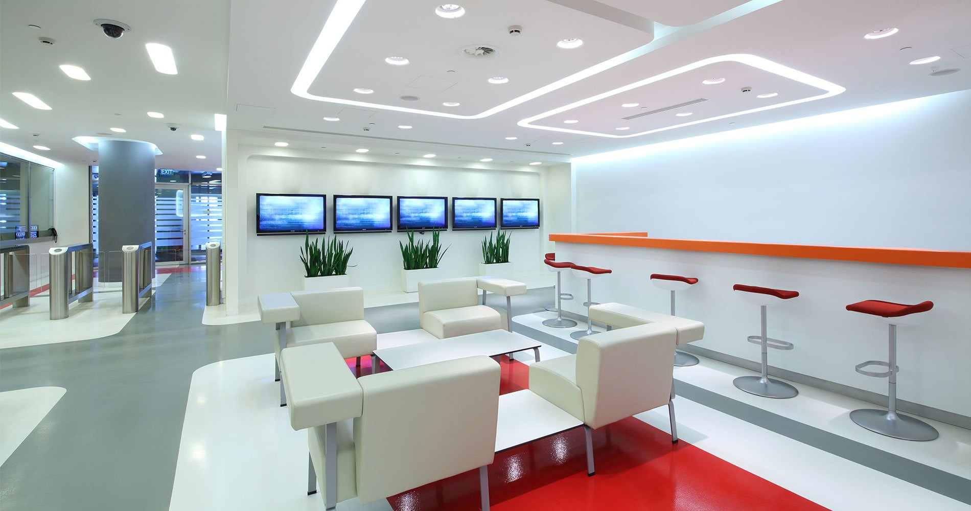 How To Create  the Right Impression with Digital Signage